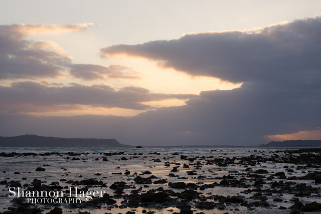 Shannon Hager Photography, Sunrise, Okinawa, Beach