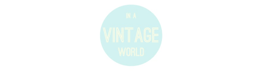 In a Vintage World