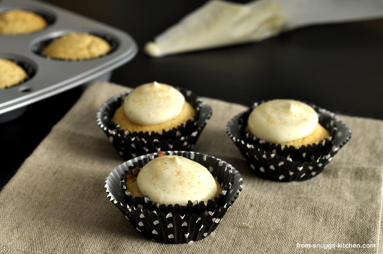 Snickerdoodle Cupcakes aus United States of Cakes