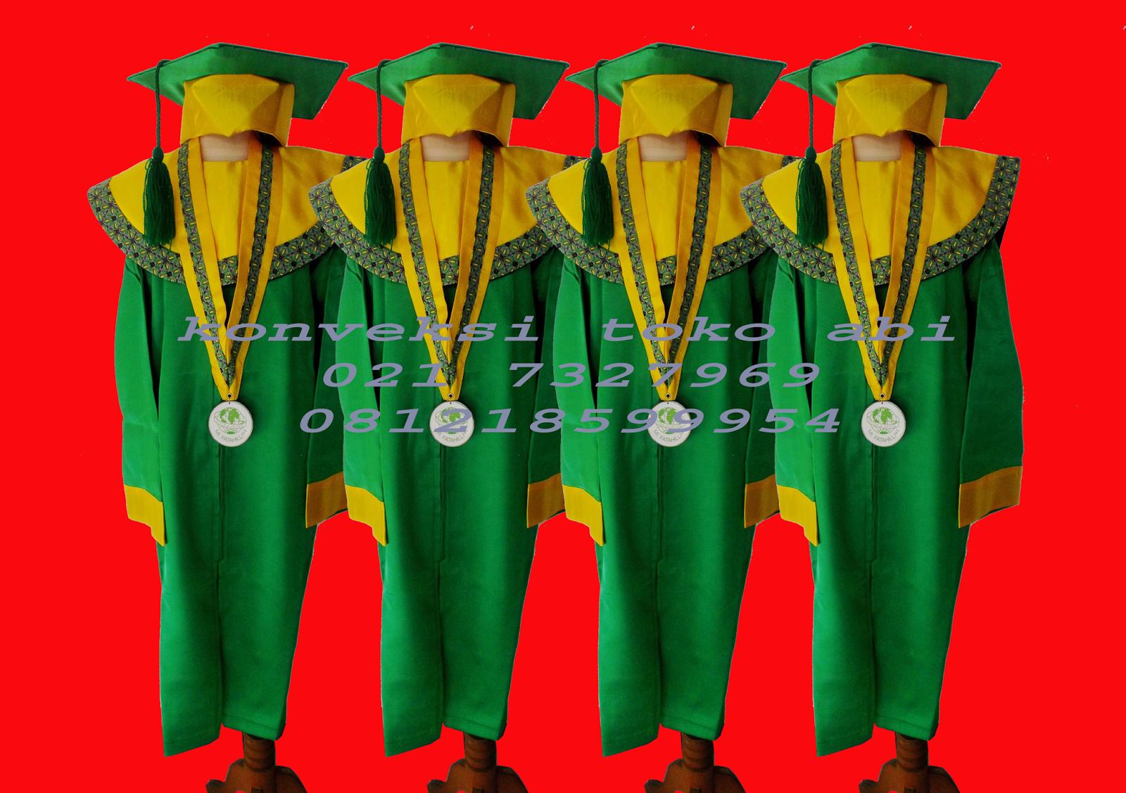 Topi Wisuda Namanya godean.web.id