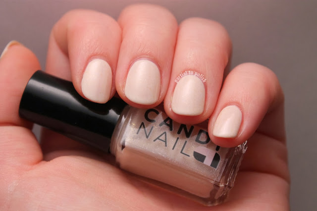 Candy Nail Polish Egg Nog