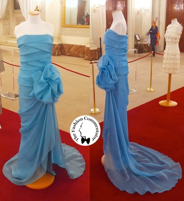 30 anni Galleria del Costume - abito organza Enrico Coveri, 2011, dono Maison Enrico Coveri
