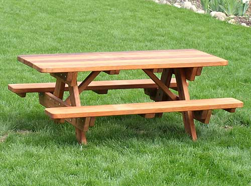 Столы для дачи рабочей уличные из дерева