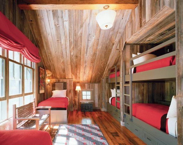 Simply beautiful now interior design dream team the for Bunkie interior designs