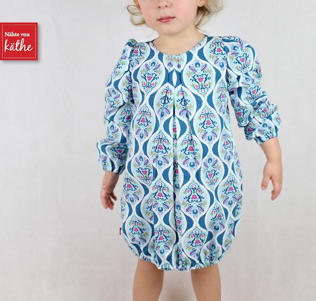 Kleid Liz von Rosarosa