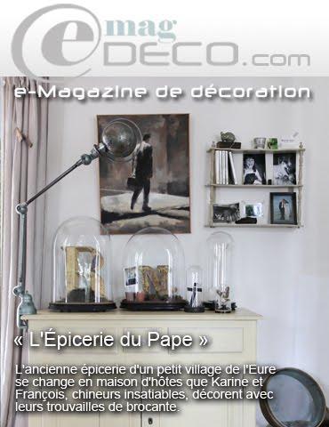 L Epicerie Du Pape E Magdeco Magazine De Decoration