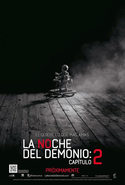 La Noche del Demonio 2 [2013] [DvdRip] [Latino] [MG]