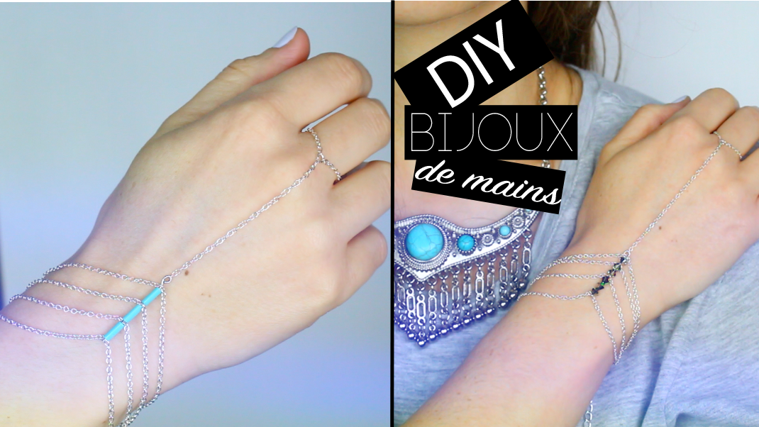 diy bracelet de main le bijou de l 39 t diy do it yourself by isnata. Black Bedroom Furniture Sets. Home Design Ideas