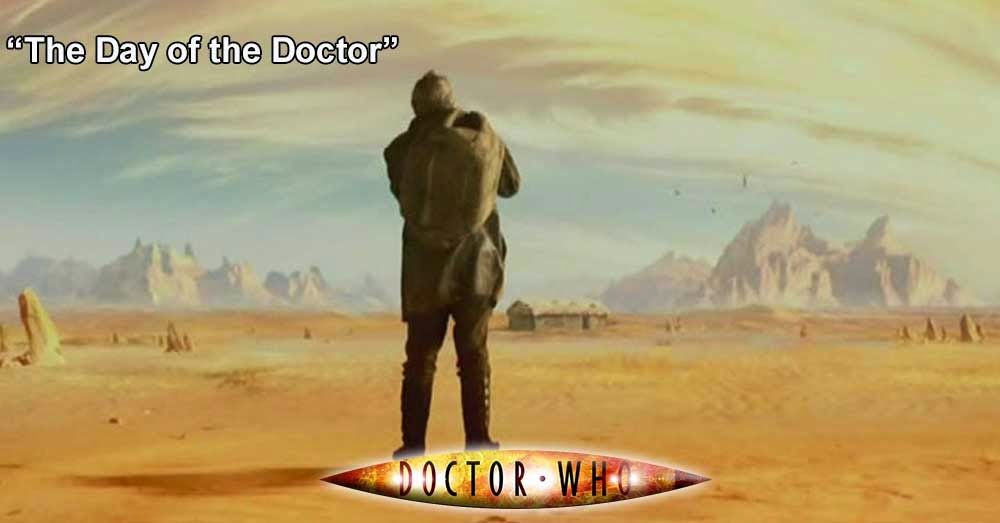 Doctor Who 240: The Day of the Doctor