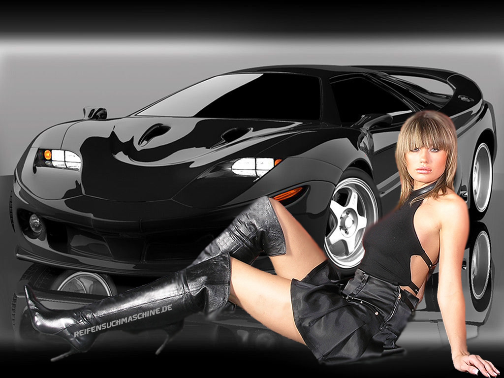 car picture sexy girl with car wallpaper. Black Bedroom Furniture Sets. Home Design Ideas