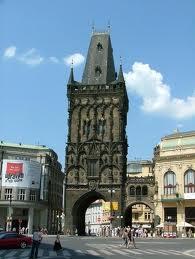 Torre de la Polvora, Castillo de Praga