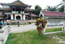 Inalum Renovasi Istana Niat Lima Laras Batubara