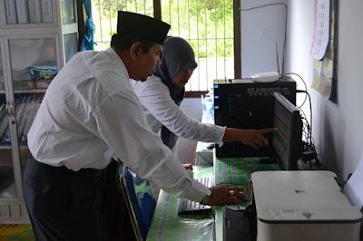 KUA Kecamatan Teluk Nibung Jadi Tuan Rumah Rakor KUA Kemenag Tanjungbalai