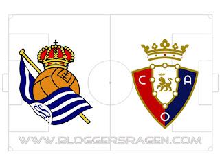 Prediksi Pertandingan Real Sociedad vs Osasuna