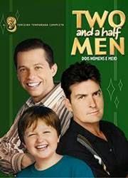 Serie Dois Homens e Meio Temporada 3