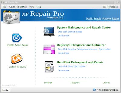 XP Repair Pro v5.5 Final