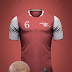 Designer cria modelos de camisas, chuteiras e bolas vintages para clubes - Inglaterra 01