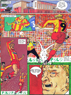 Roy of the Rovers 1995/96 Part 1