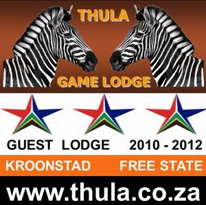 THULA GAME LODGE  - Südafrika       www.thula.co.za
