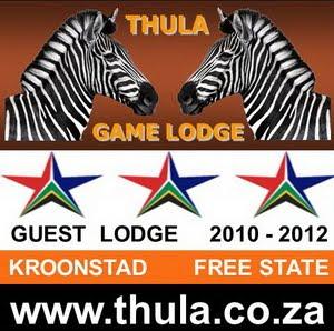 THULA GAME LODGE  - Südafrika       www.thula.co.za