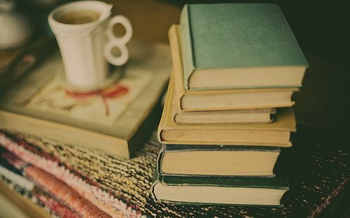 books coffe