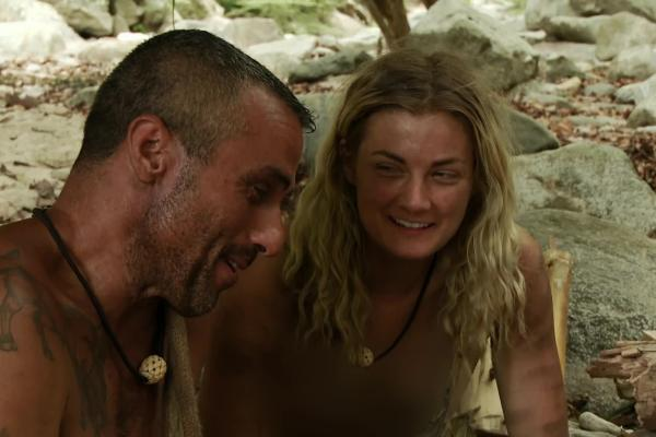 Naked and afraid fire on the mountain pics 933