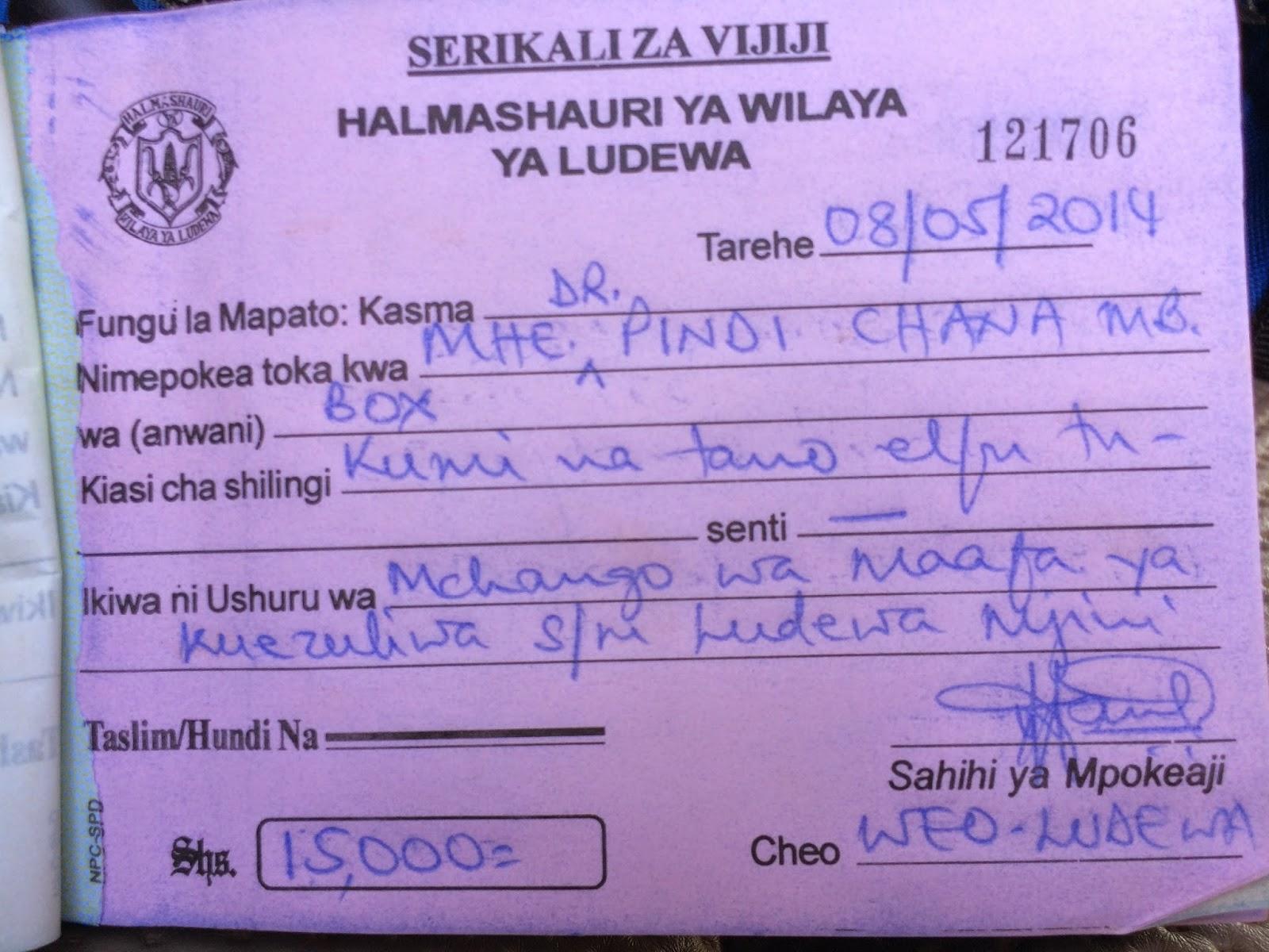 Ludewa Waziri Pindi Chana Aichangia Elfu 15 Shule Iliyoezuliwa Kwa Upepo Page 3 Jamiiforums