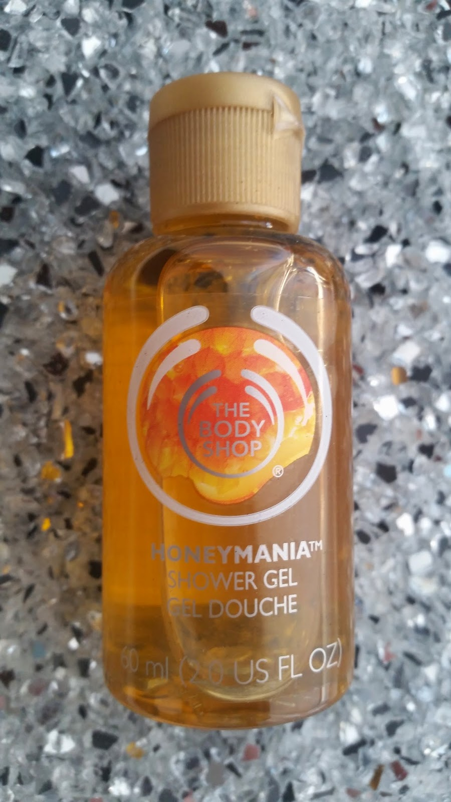 The Body Shop Honeymania Shower Gel - www.annitschkasblog.de
