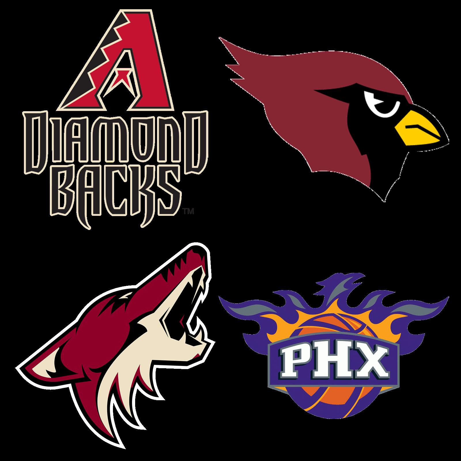 Professional sports team logos