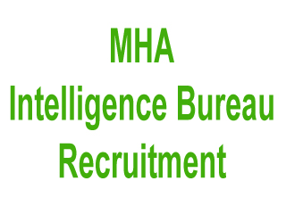 IB(Intelligence Bureau) Recruitment 2016 - Apply Online For 69 Personal Assistan