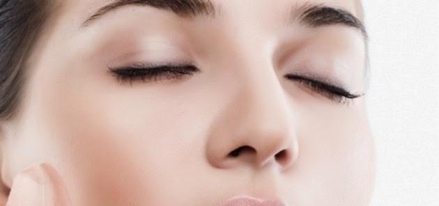 hidung gadis perawan