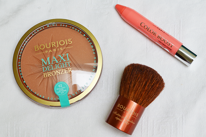 Summer Beauty Haul UK Drugstore - Colours and Carousels Scottish Lifestyle Blog