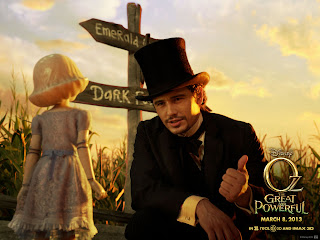 Oz the Great and Powerful wallpapers 001