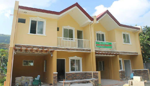 Green View Homes, 2 Storey TownHouse in Guadalupe
