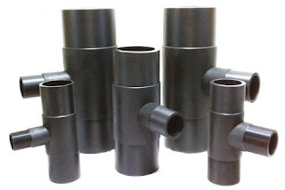 Molded Tees pipe fitting