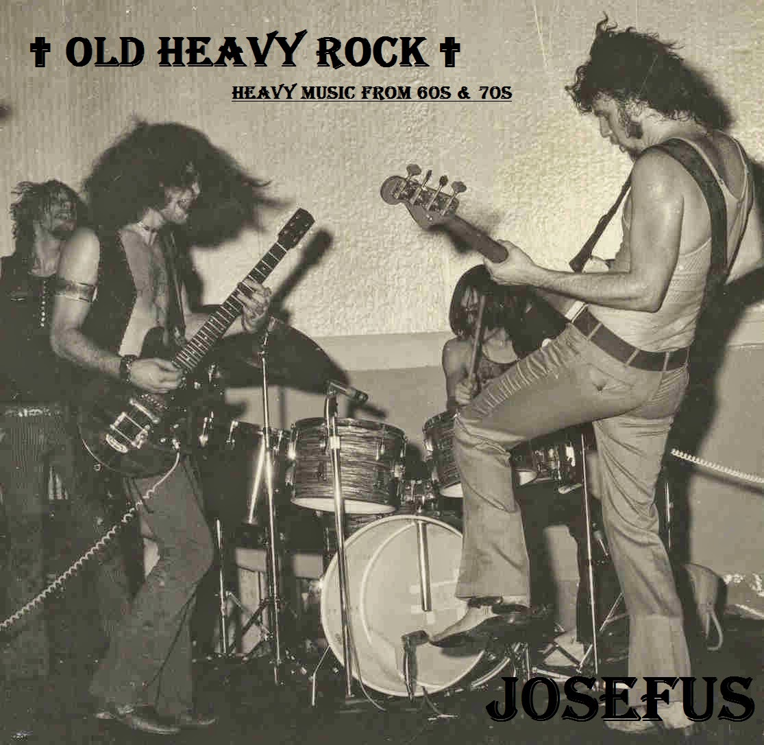 Old Heavy Rock Sound