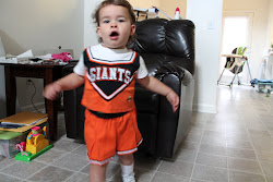 Giants Cheerleader