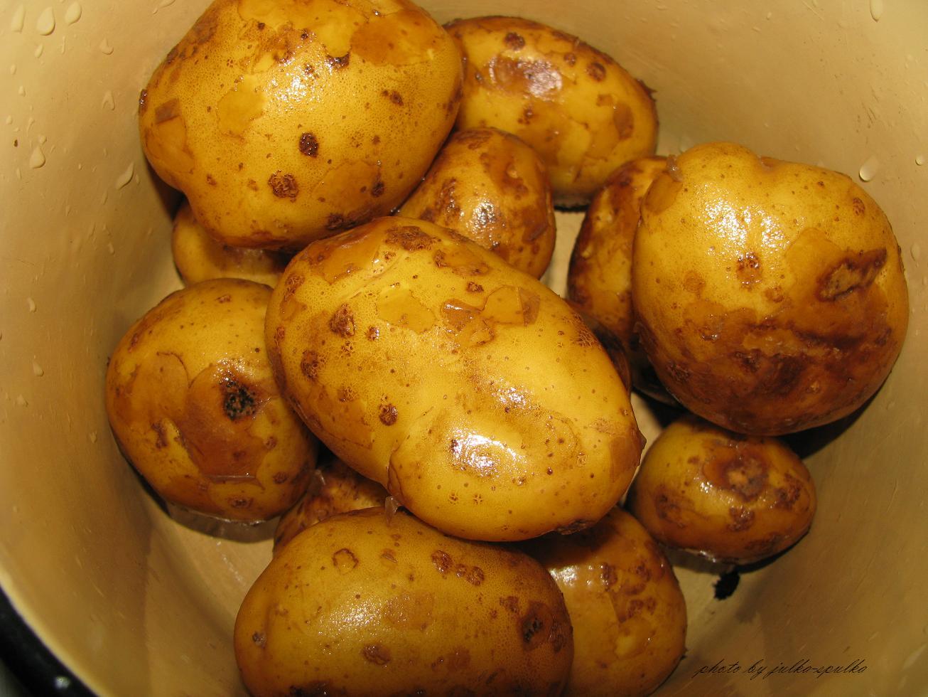 Как сделать диетическую картошку в духовке