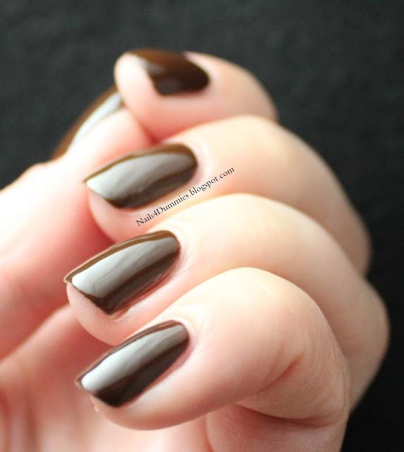 Nails4Dummies - Zoya Fall 2013 Cashmeres - Louise