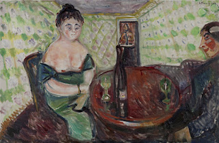 A la douce jeune fille, 1907; © Munch Museum / Munch-Ellingsen Group / BONO 2011, © Adagp, Paris 2011