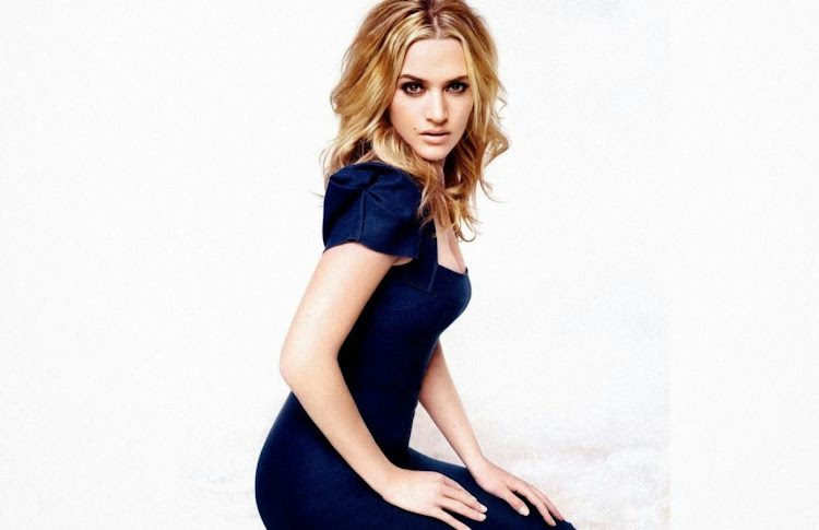 Kate Winslet Beautiful Photo Style