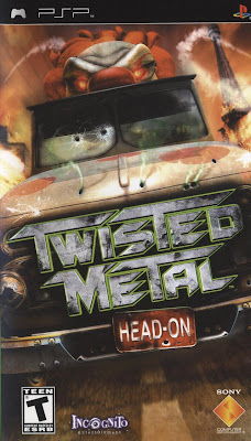 Twisted Metal: Head-On PSP