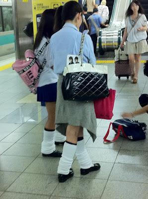 Loose Socks in Tokyo, Japan