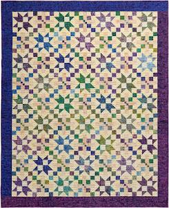Starberry Harvest Quilt Pattern