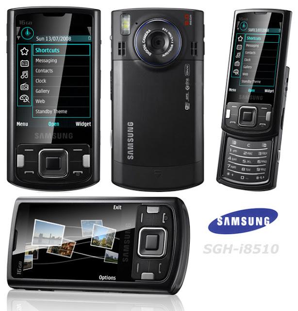 Samsung i8510-innov8 - Denny Neonnub