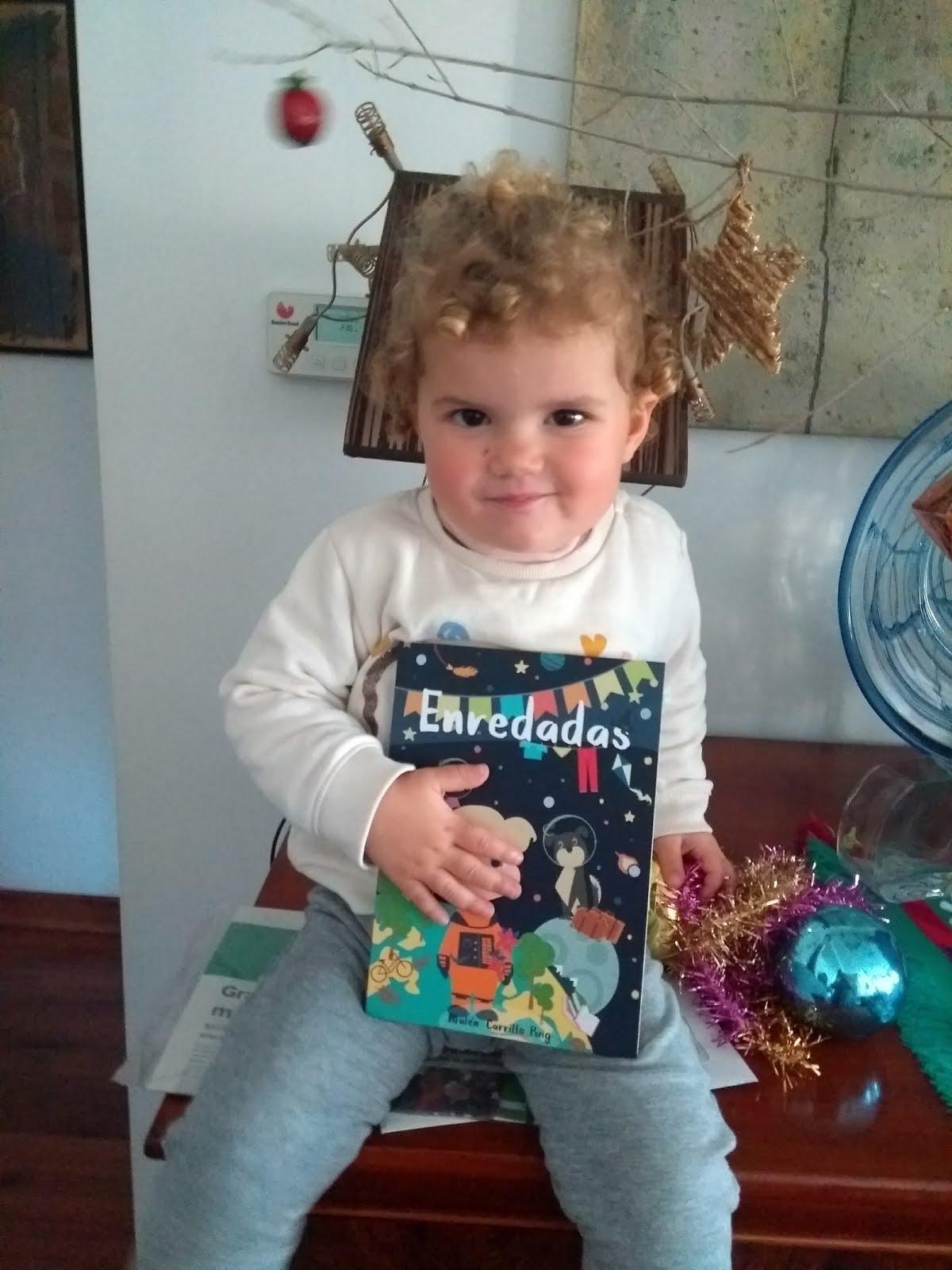 Enredadas. Para Vega, mi nieta.