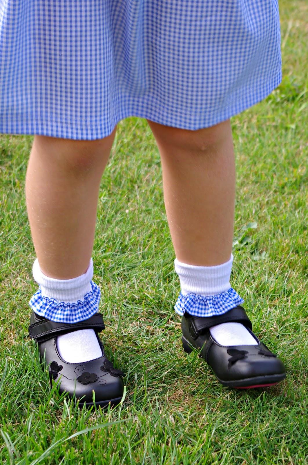 School uniform for girls at Matalan