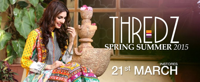 Thredz Spring Summer 2015 March 21st