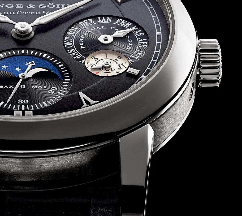 A. Lange & Sohne - Langematik Perpetual copy watch