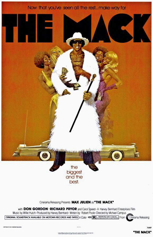 a comparison of blaxploitation movies in dolemite and the mack Dolemite dvd movie video at cd universe rhyme-spouting mack of them all in this revered underground spoof of 70s blaxploitation flicks after being framed by some evil white cops.